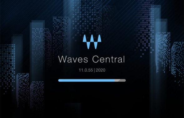 Waves Central 11.0.55
